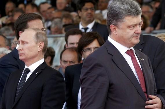 Путин и Порошенко могут встретиться в Бразилии на финале ЧМ по футболу