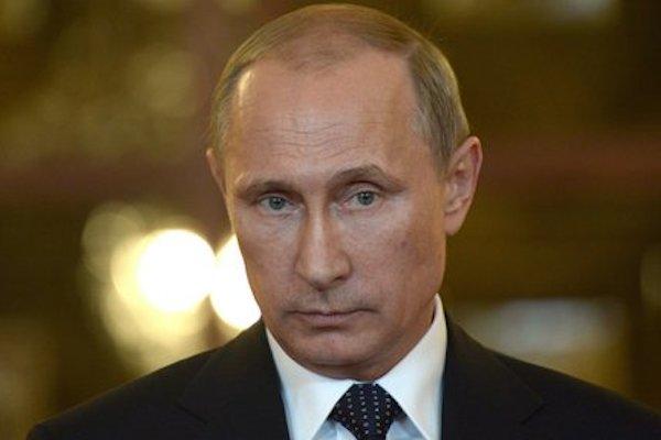 Путин возложил ответственность за падение «Боинга-777» на Украину