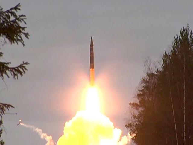 Киев ответил спецслужбам США о залпе баллистических ракет: «Этого не было»