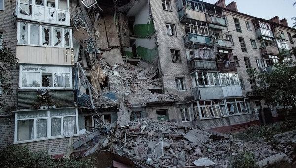 Гарнизоны ополченцев в Краматорске и Славянске оказывают сопротивление
