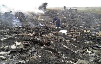 ОБСЕ обвинила ополченцев в причастности к авиакатастрофе