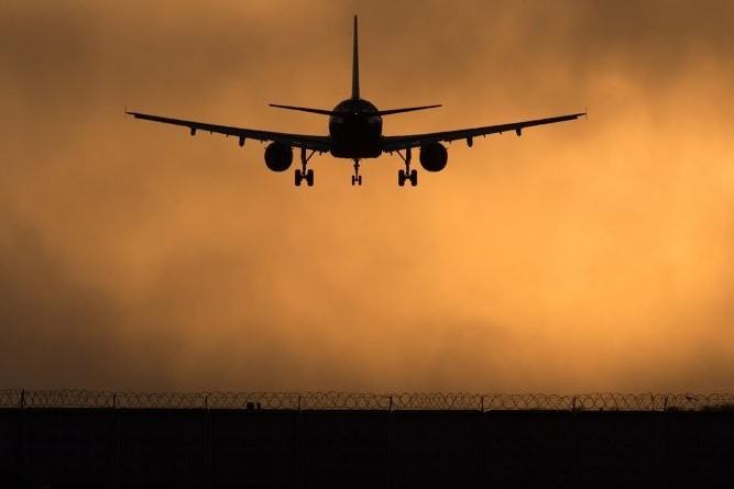 Аэробус, вынужденно севший в Иркутске, вылетел в Лондон