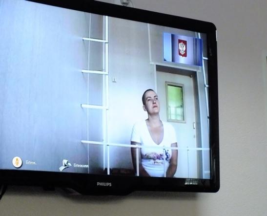 Воронежский суд оставил украинскую летчицу Надежду Савченко под стражей
