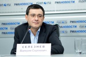 Депутат Селезнёв - отец задержанного Романа Селезнева