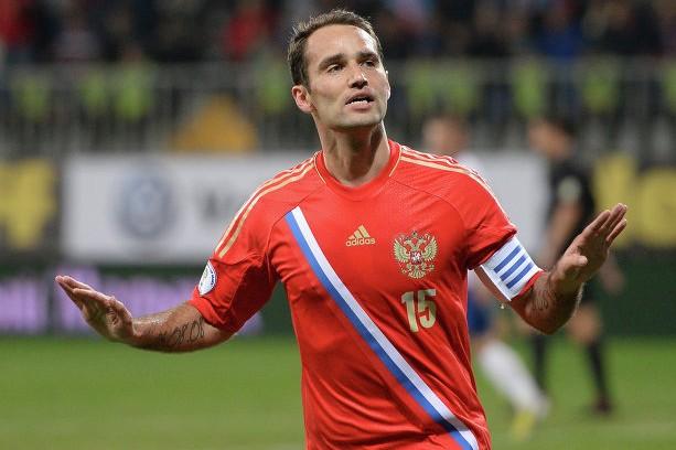 Капитан сборной России Широков подписал контракт с ФК