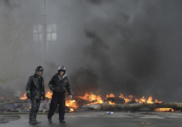 Власти ДНР подтверждают уход ополченцев из Славянска
