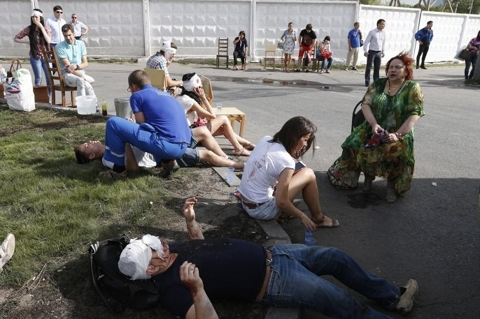 Получить информацию о пострадавших при аварии в московском метро можно по телефону