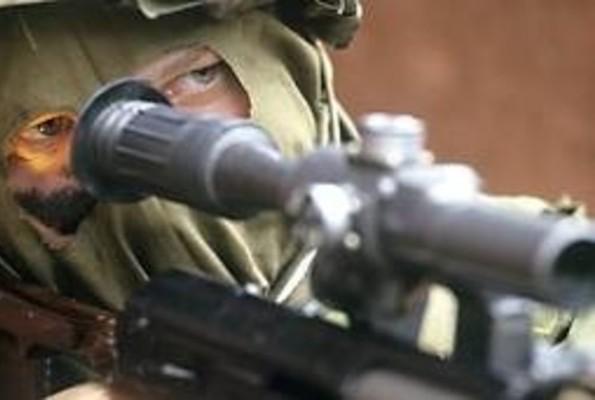 Снайпер застрелил начштаба батальона карателей «Прикарпатье»