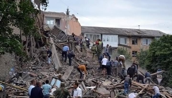 В СНБО отрицают причастность Украины к авианалету на Снежное