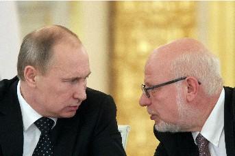 Глава СПЧ обсудит с Путиным ситуацию на Украине