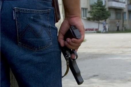 Перестрелка участников ДТП на юго-западе Москвы