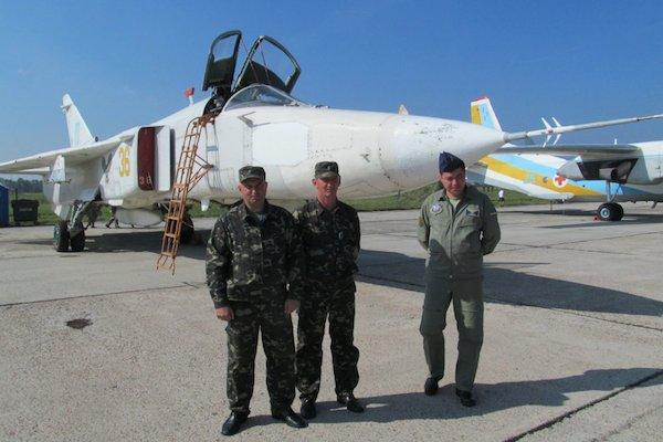 ВВС Украины признали повреждение ракетой ополченцев самолета Су-24