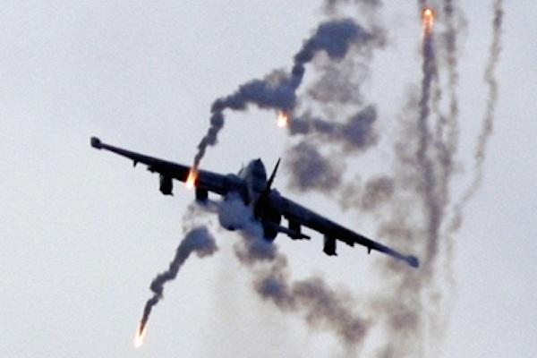 СНБО о якобы сбитом Су-25 ВВС РФ: «Никто ничего не сбивал»