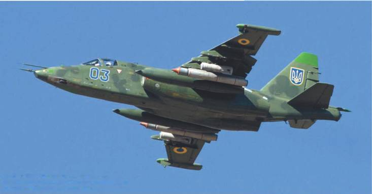 Статья про Су-25 в Википедии была изменена