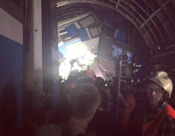 Глава метрополитена пообещал возобновить движение по Арбатско-Покровской ветке в пятницу