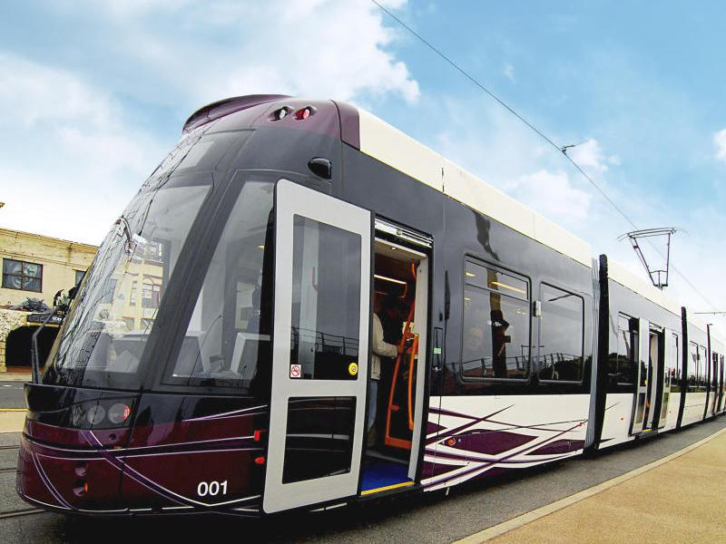 В Москве запустят первый скоростной трамвай