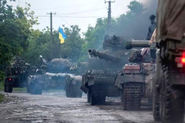 Россия действует очень сдержанно перед угрозой этнической чистки на востоке Украины – The National Interest