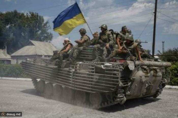 Силовики заняли юго-восточную часть Луганска - СМИ