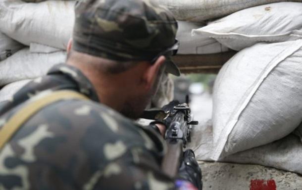 Украинские каратели окружили Горловку