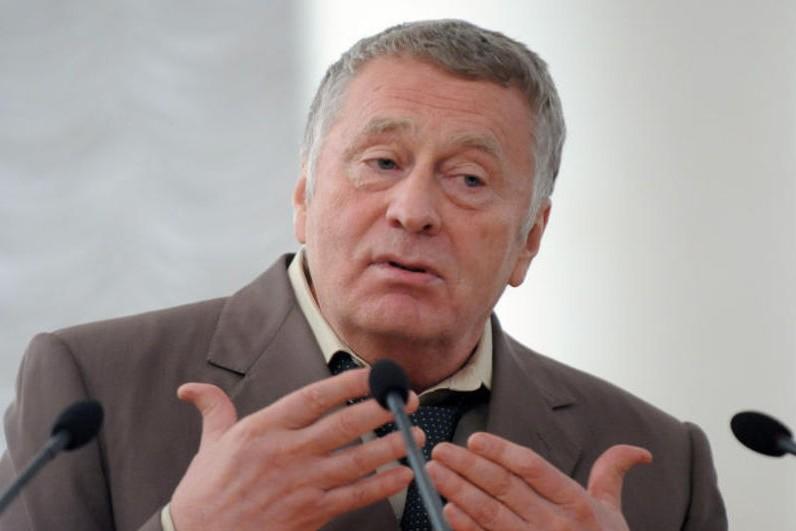Жириновский: Сбившие Boeing хотели, чтобы он упал на территории России