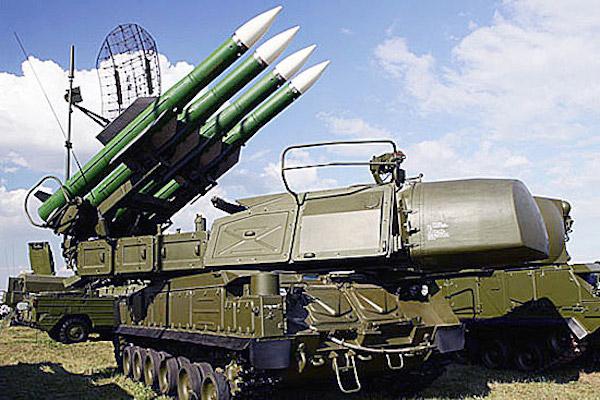 США проговорились о наличии ЗРК «Бук М1» ПВО Украины под Донецком в день катастрофы «Боинга-777» MH17
