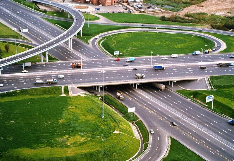 В Москве появится новая кольцевая автодорога