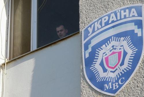 МВД Украины заявило о задержании