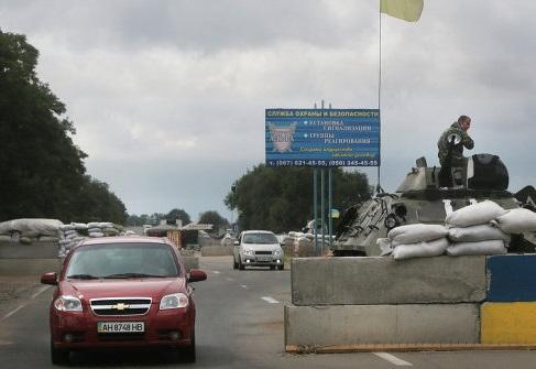 Украинские военные усилили оборону Мариуполя