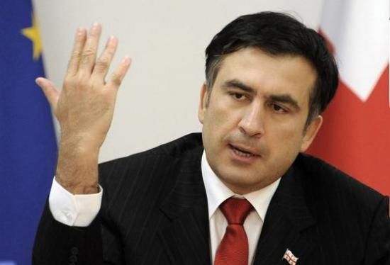 Саакашвили потратил на себя 6 миллионов долларов из грузинской казны