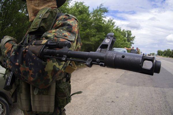 Киев стягивает к Донецку ракетные комплексы