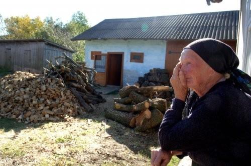 Украинские бойцы запугивают жителей Конотопа