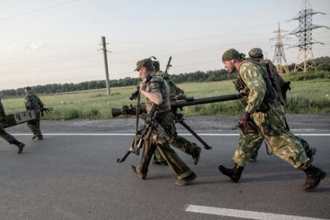 Армия ДНР взяла в окружение аэропорт Донецка
