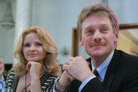 Супруга пресс-секретаря президента Дмитрия Пескова рассказала о разводе