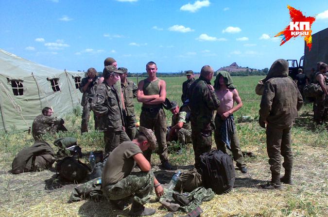 Еще двое украинских военных попросили убежища в России