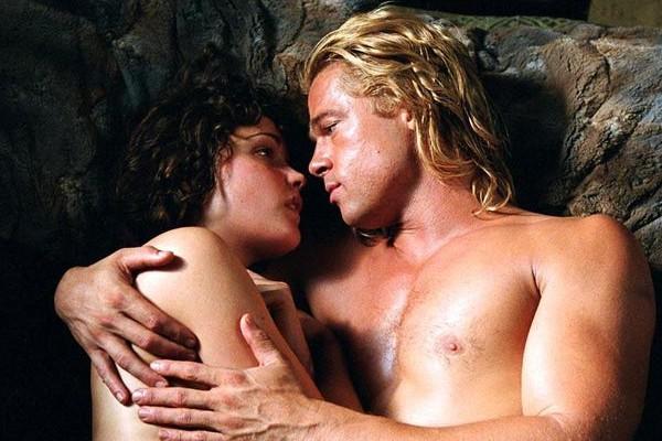 Анджелина Джоли запрещает Питту сниматься в любовных сценах