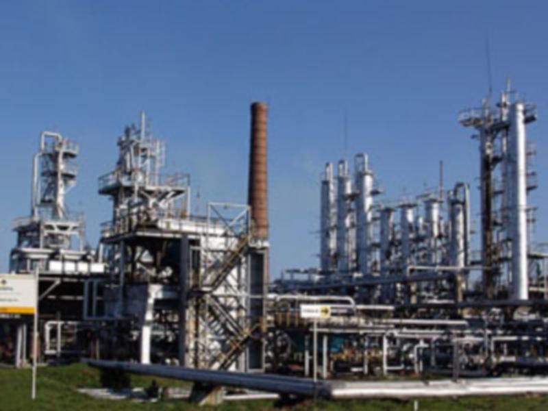 На Ангарском нефтехимическом комбинате произошел взрыв