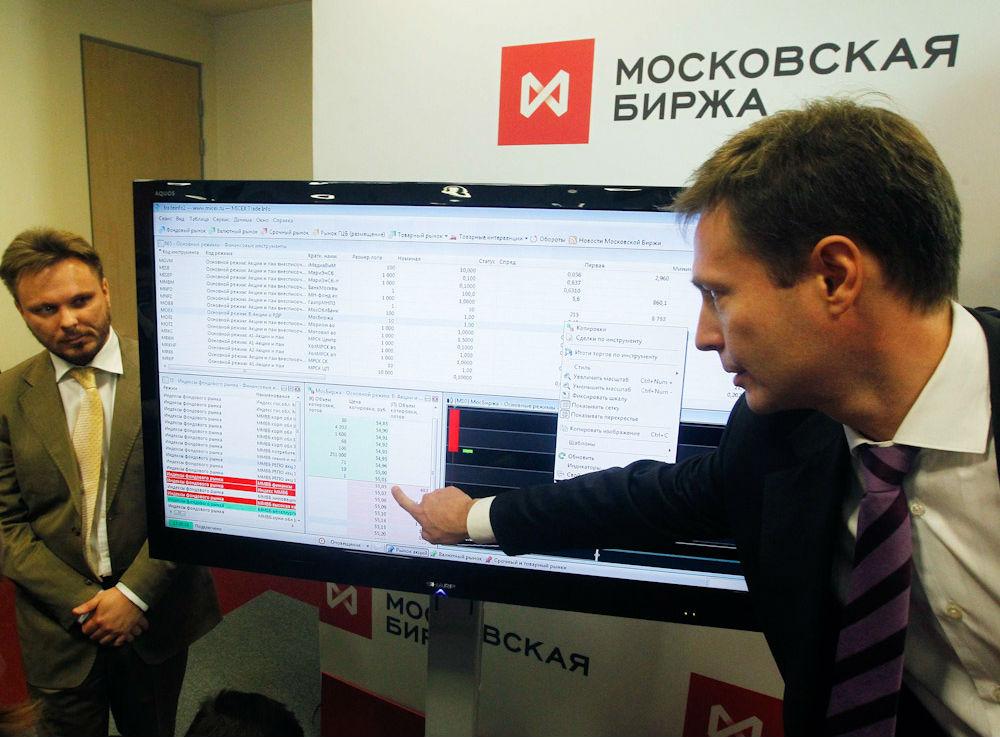 Акции российских продовольственных компаний подскочили на 40 процентов