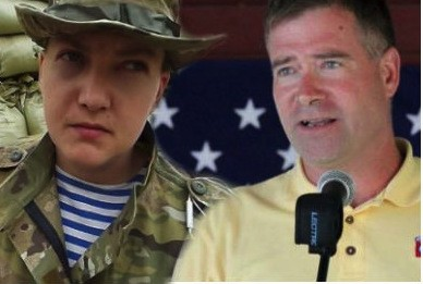 Американский конгрессмен спасет Надежду Савченко