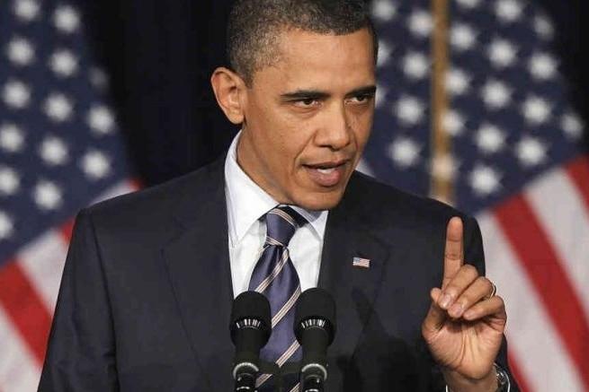 Барак Обама: Россия действует по правилу «кто сильнее, тот и прав»
