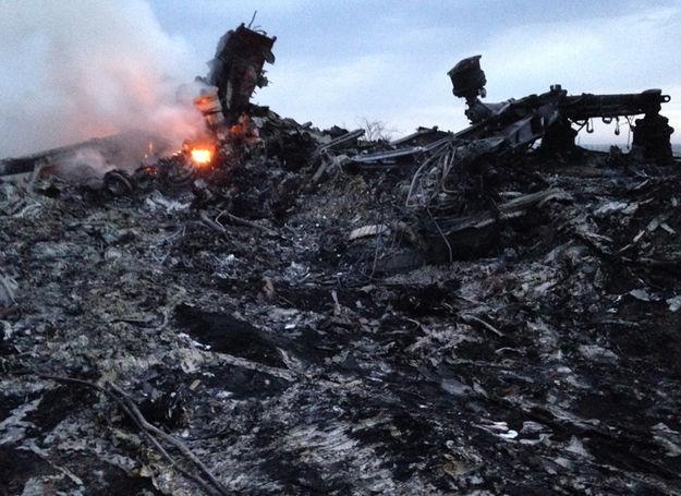 Завершена первая фаза в расследовании крушения малайзийского авиалайнера