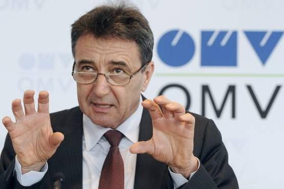 Австрия не допустит реверса газа на Украину