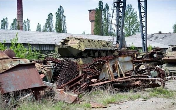 Как разворовали украинскую армию и никто за это не ответит