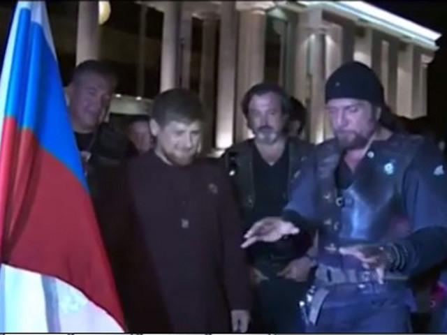 Рамзан Кадыров вступил в клуб байкеров