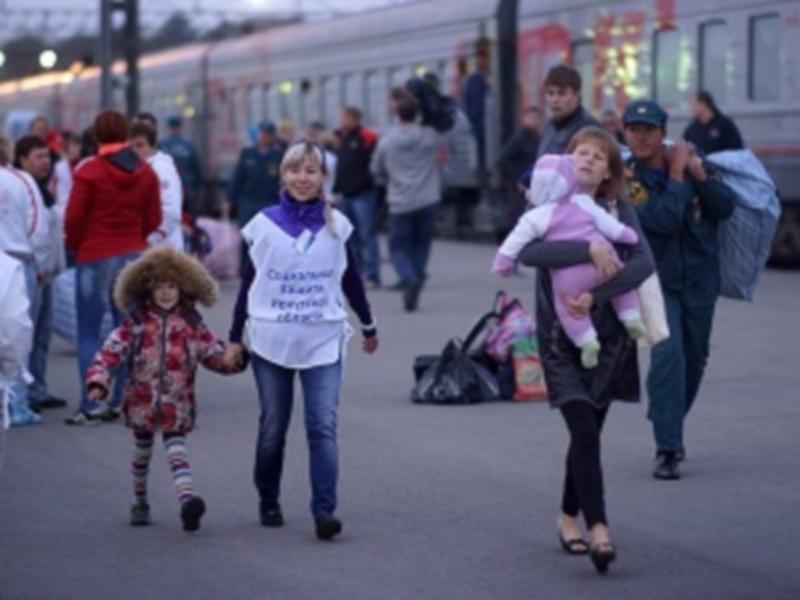 29 августа в Иркутск приезжают украинские беженцы