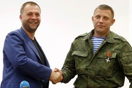 Бородая на посту премьера ДНР заменит Александр Захарченко