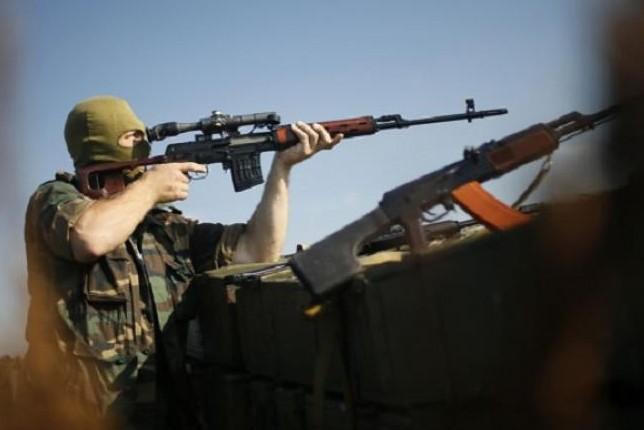 Ночью Донецк подвергся обстрелу