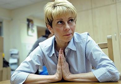 Доктор Лиза вывезла из Донецка в Россию девять больных детей