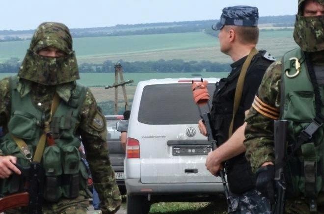 Еще 130 карателей сдались в плен ополченцам - в Старобешево