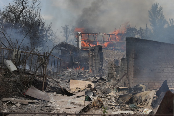 Пушилин: Киев уже применяет западное оружие и методы ведения войны