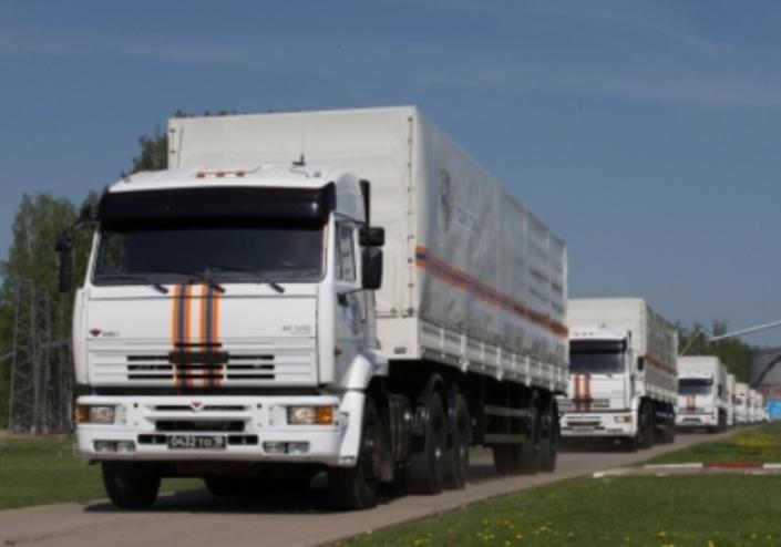 Два Арсения гуманитарный конвой не пропустят в Донбасс